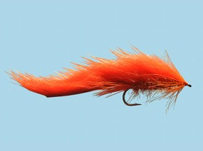 Turrall Standard Minky Orange - Zk11