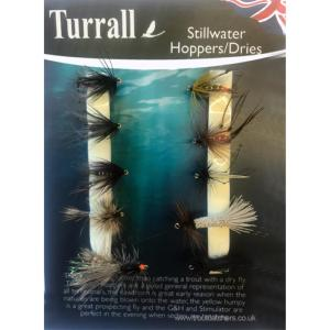 Stillwater Hopper Dry Turrall Fly Selection - SHS