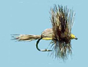 Turralls Hair Bodied Dry Flies
