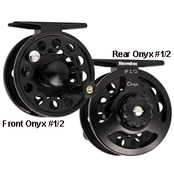 Snowbee Onyx Spare Spool for Fly Reel #1/2 - 10536-SP
