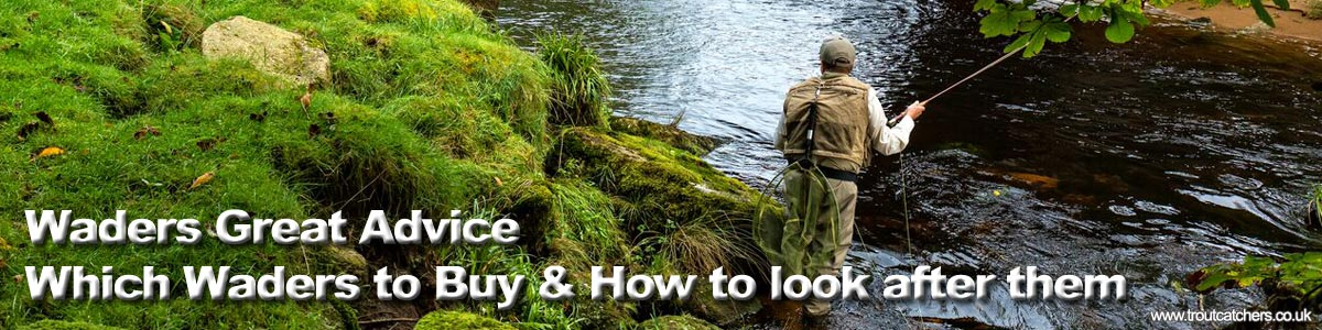 Fishing Wader Advice
