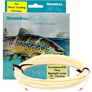 Snowbee XS-Plus Nymph Line Floating Uni-weight #2 - #5