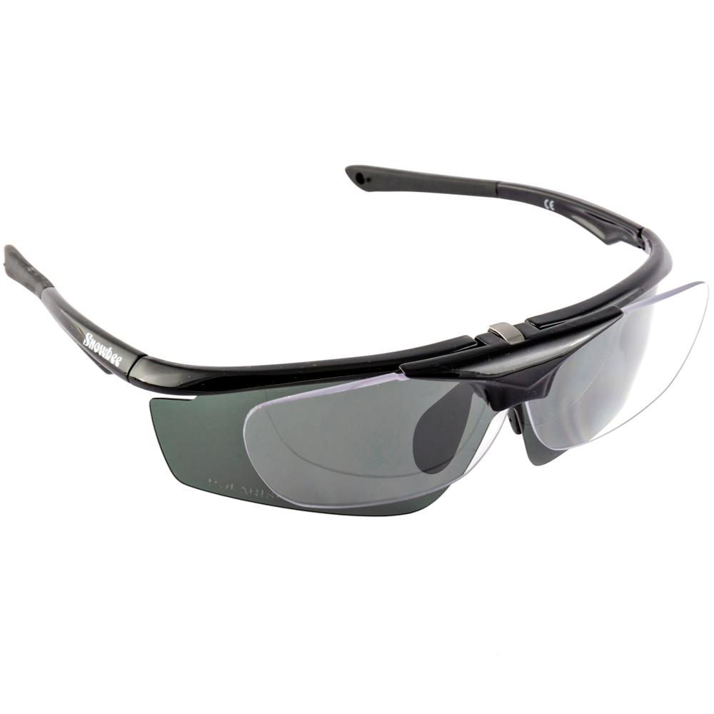 Snowbee sports magnifier sunglasses troutcatchers for Fly fishing sunglasses