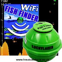 Lucky Laker Wi-Fi Fish Finder