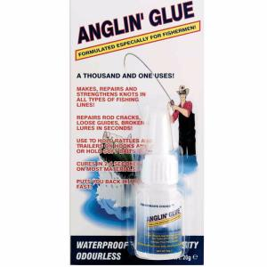 Anglin' Glue - Waterproof Superglue